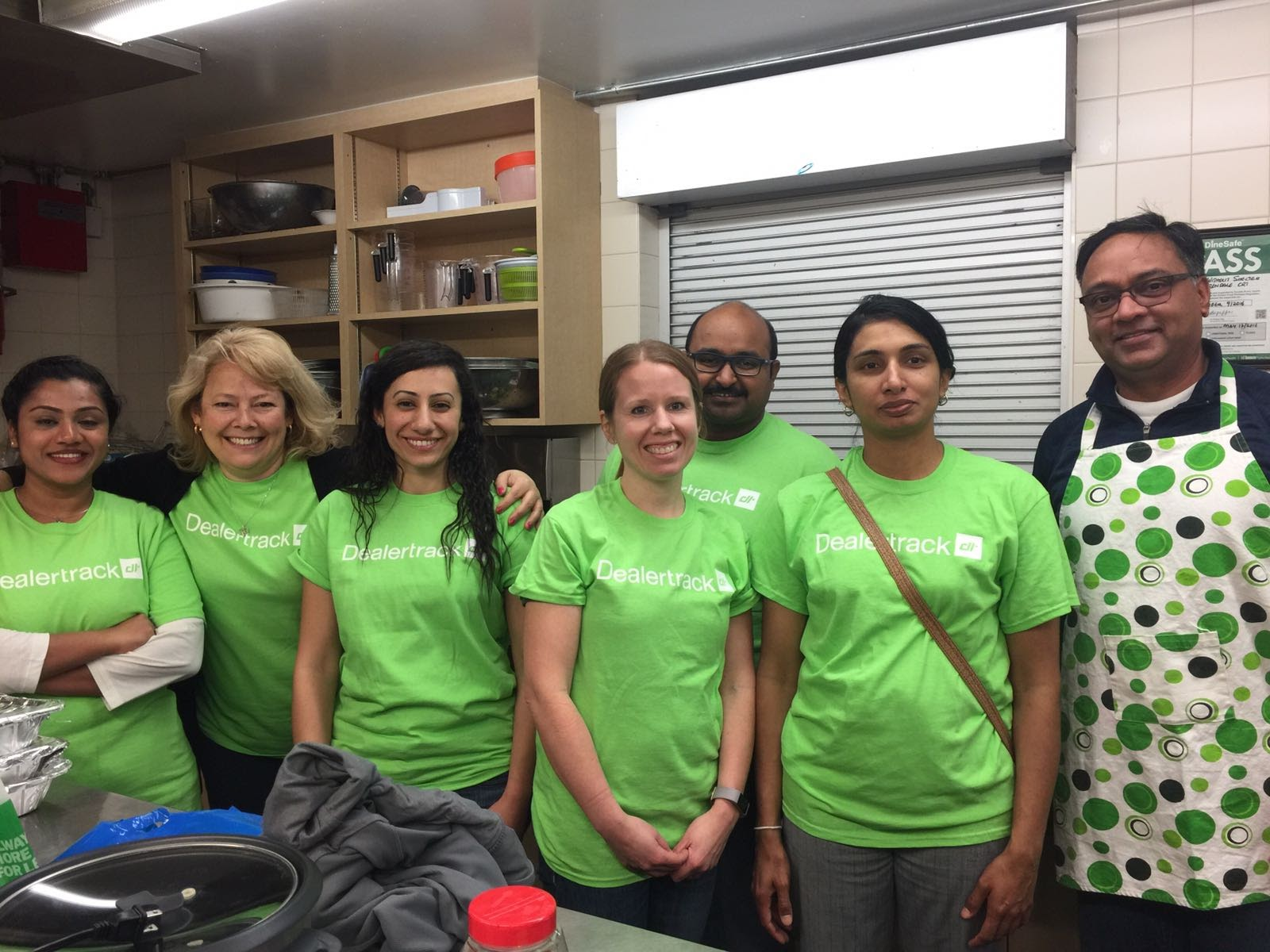 Cox Cares: Dealertrack Canada gives back to homeless youth shelter