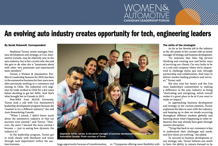 Women & Automotive