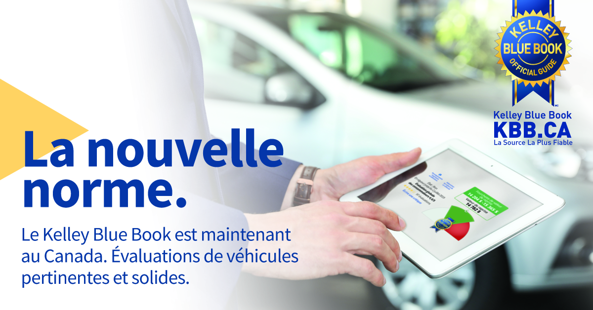 Kelley Blue Book Canada